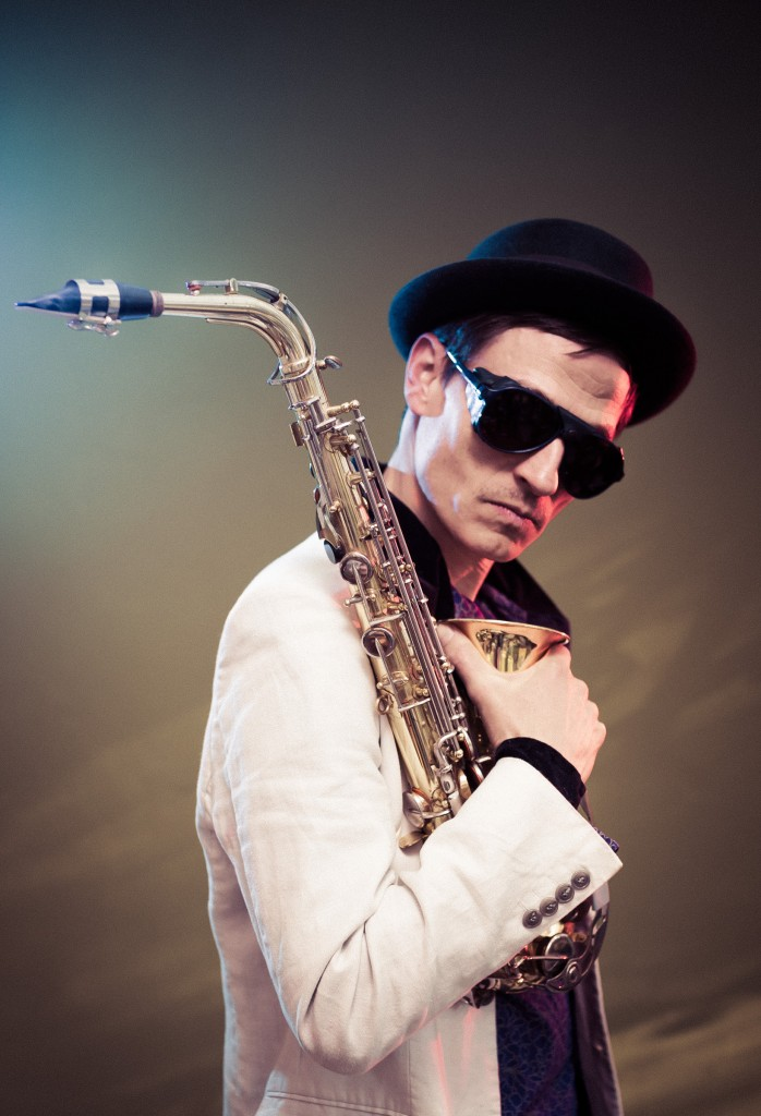 Niklas on sax best 2015